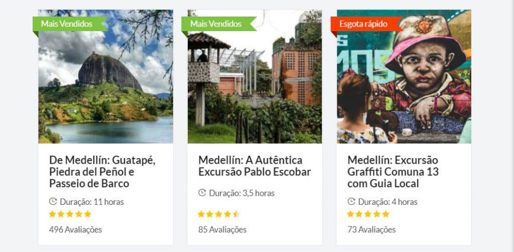 O que fazer em Medellin - Quero Te Mostrar