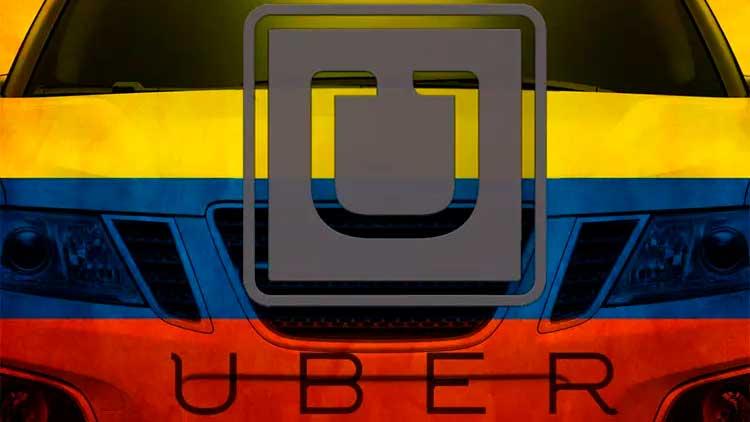Uber volta a Colombia - Quero Te Mostrar